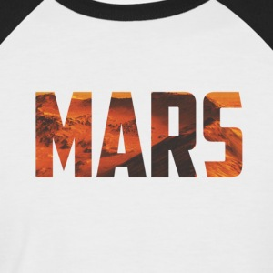 mars2 - Men's Baseball T-Shirt