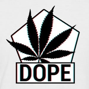 DOPE - Men's Baseball T-Shirt