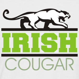 Irish Cougar Women's - Men's Baseball T-Shirt