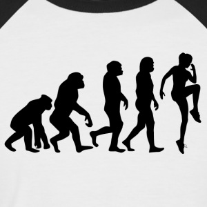 ++ ++ SPORTSWOMAN EVOLUTION - Men's Baseball T-Shirt