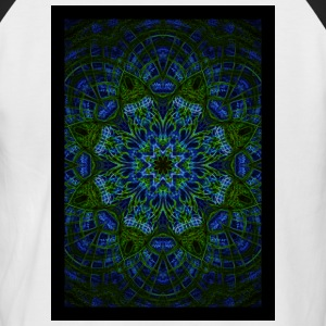 Mandala - Men's Baseball T-Shirt