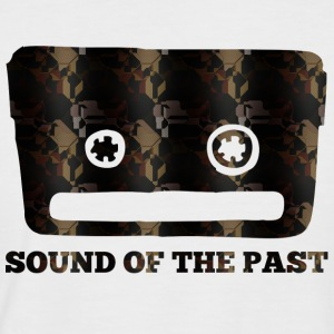 SOUND OF THE PAST - Men's Baseball T-Shirt