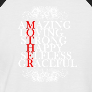 mother - Men's Baseball T-Shirt