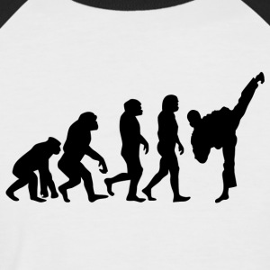 ++ ++ Martial Arts Evolution - T-shirt baseball manches courtes Homme