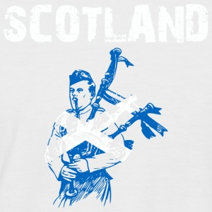 Nation-Design Ecosse - T-shirt baseball manches courtes Homme
