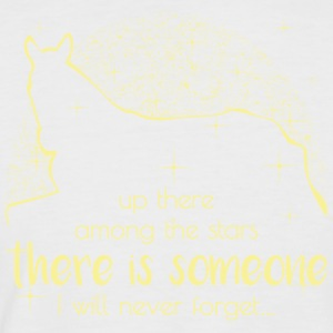 There Is Someone I Will Never Forget - Men's Baseball T-Shirt