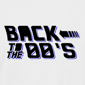 Back to the 00's - Men's Baseball T-Shirt