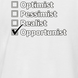 opportuniste - T-shirt baseball manches courtes Homme