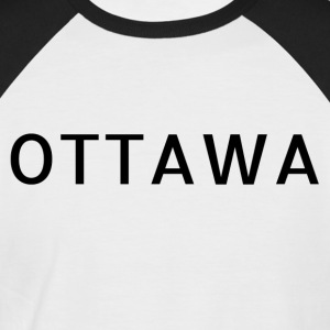 Ottawa - Men's Baseball T-Shirt