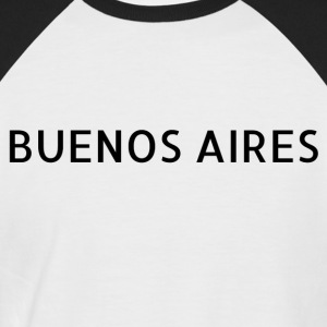 Buenos Aires - T-shirt baseball manches courtes Homme
