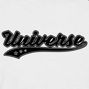 Universe - Men's Baseball T-Shirt