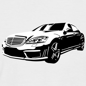 limousine - Men's Baseball T-Shirt