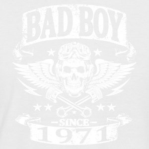 Bad boy since 1971 - T-shirt baseball manches courtes Homme