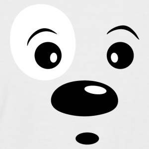 Doggy - Männer Baseball-T-Shirt