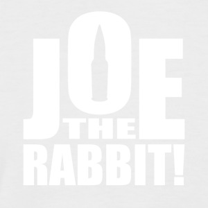Joe The Rabbit! Logo - Maglia da baseball a manica corta da uomo