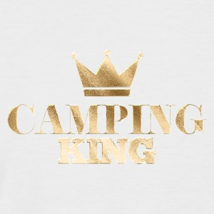 Outdoor · Camping · Campingking - Männer Baseball-T-Shirt