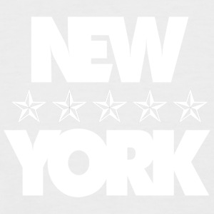 NEW YORK - Men's Baseball T-Shirt