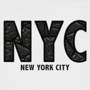 NYC - Men's Baseball T-Shirt