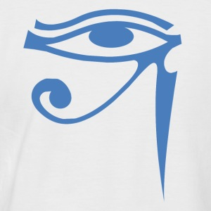 Oeil d' Isis - T-shirt baseball manches courtes Homme