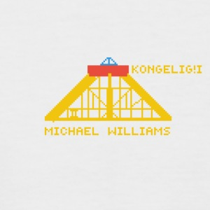 Royal Michael Williams - Men's Baseball T-Shirt