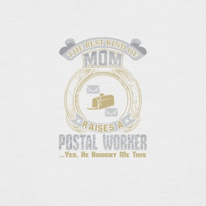 postal mom - Männer Baseball-T-Shirt
