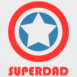 Superdad - Men's Baseball T-Shirt