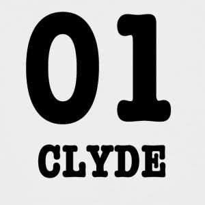 clyde - T-shirt baseball manches courtes Homme