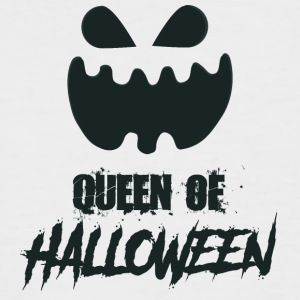 Halloween: Queen Of Halloween - Kortermet baseball skjorte for menn