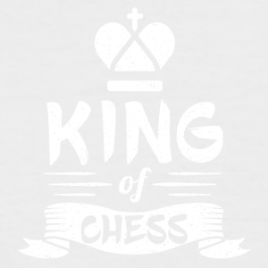 King of Chess - T-shirt baseball manches courtes Homme