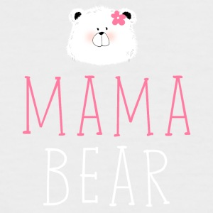 Mama bear - Men's Baseball T-Shirt