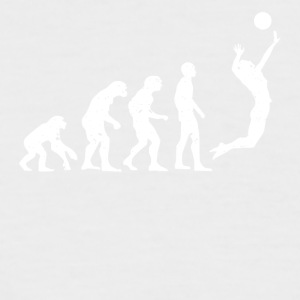 VOLLEY-BALL EVOLUTION! - T-shirt baseball manches courtes Homme