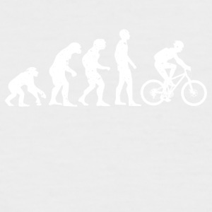 BIKE EVOLUTION! - T-shirt baseball manches courtes Homme