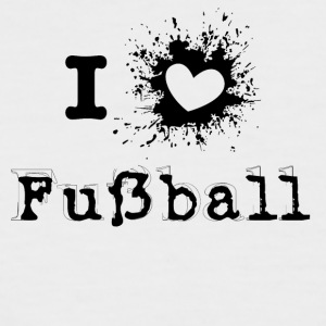 iLove Football - T-shirt baseball manches courtes Homme