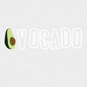 Avocado - Männer Baseball-T-Shirt