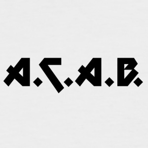 Acab2 - Men's Baseball T-Shirt
