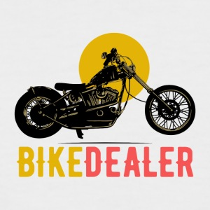 Bike Dealer · LogoArt - Men's Baseball T-Shirt
