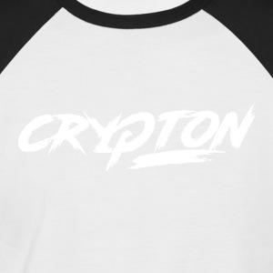 Crypton - T-shirt baseball manches courtes Homme