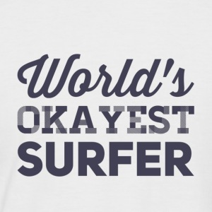 Surfer shirt - Men's Baseball T-Shirt