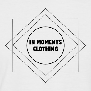 In Moments - Kortærmet herre-baseballshirt