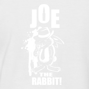 Joe le lapin ! - T-shirt baseball manches courtes Homme