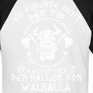 Viking Valhalla - Men's Baseball T-Shirt