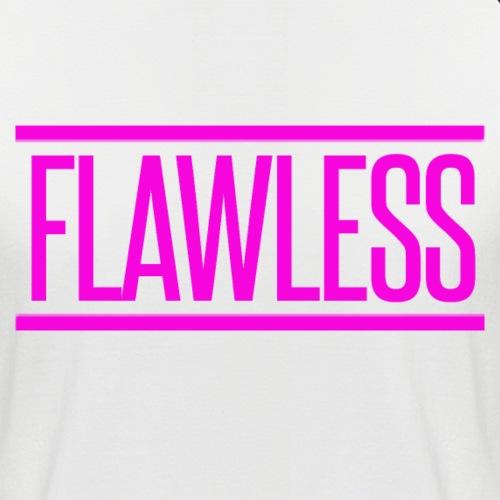 Flawless - Maglia da baseball a manica corta da uomo