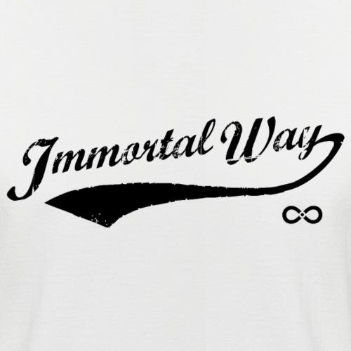 Immortal Way Retro Classic - Men's Baseball T-Shirt