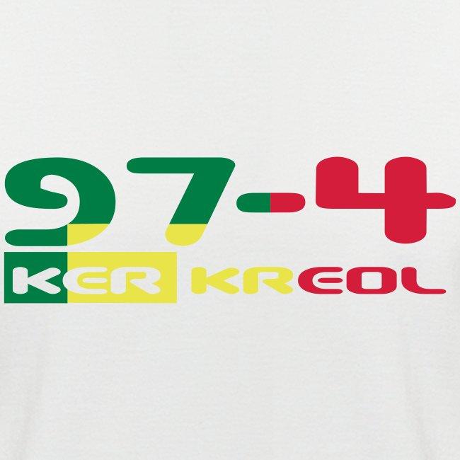 974 ker kreol Rastafari