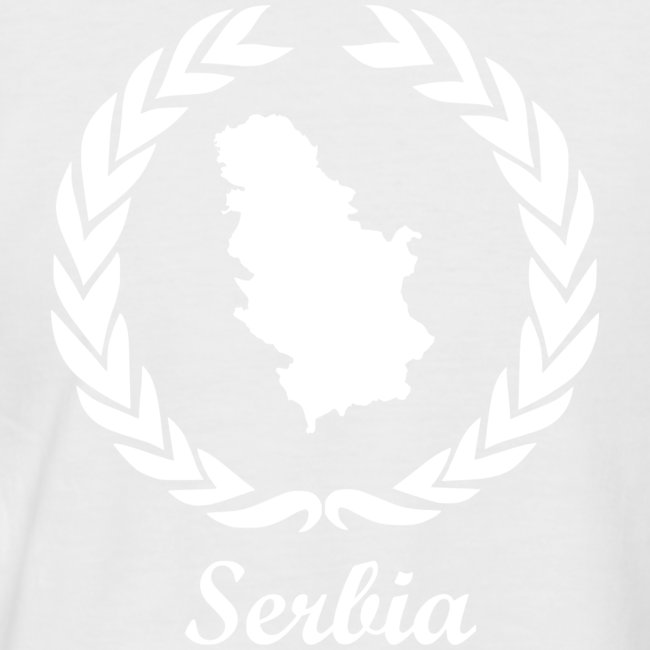 """Connect ExYu """"Serbia"""" White Edition"""