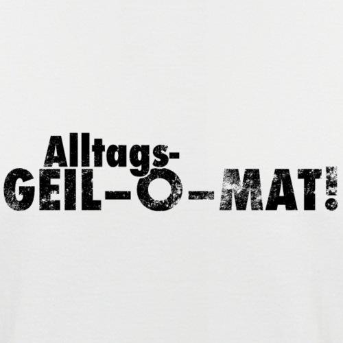 GEIL-O-MAT - Männer Baseball-T-Shirt