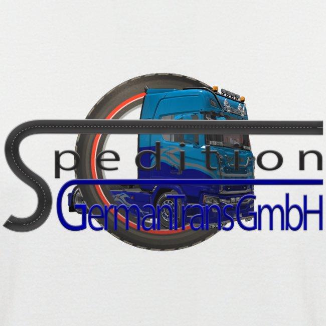 Firmenlogo der Spedition GermanTrans GmbH
