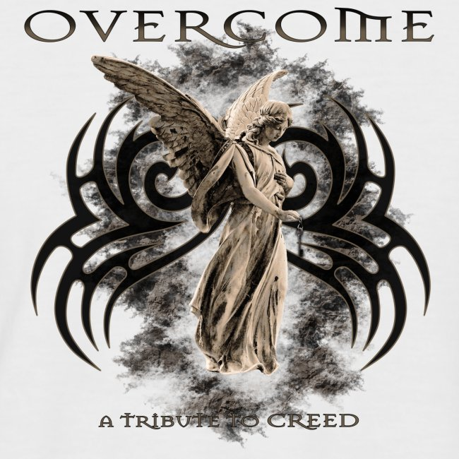 OVERCOME Shirt vorne hell