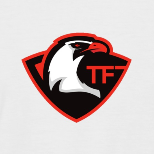 TeamFlux Logo Merch - Men's Baseball T-Shirt
