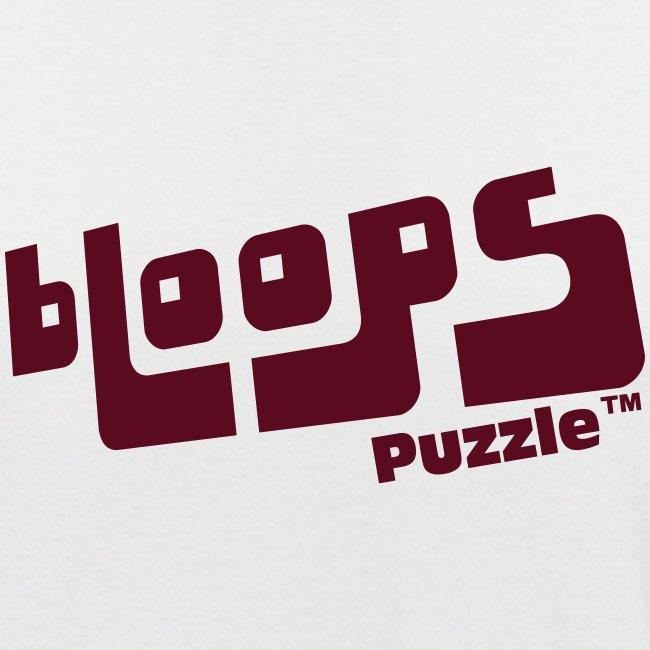 "Women's Organic Tank Top ""bLoops Puzzle™"""